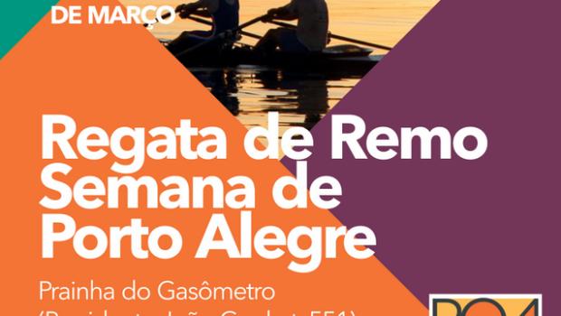 A Federação de Remo do Estado do Rio Grande do Sul (Remosul), em parceria com a Secretaria Municipal […]
