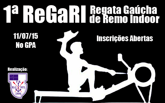 Dia 11 de julho, no GPA, a Remosul estará organizando a primeira ReGaRi – Regata Gaúcha de Remo […]