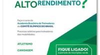 Estão abertas até o dia 20 de julho as inscrições para o Curso para treinadores da Academia Brasileira […]