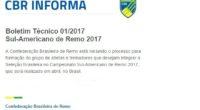 Boletim informativo da Confederação Brasileira de Remo dá início à formação do grupo de atletas e treinadores para […]