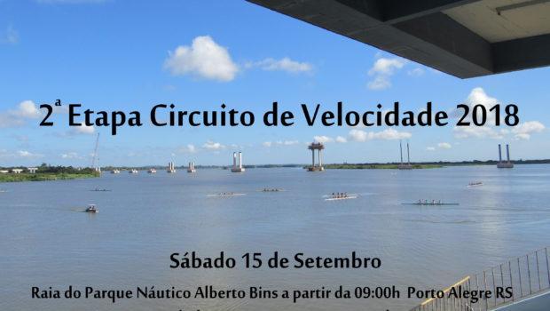 Velocidade-2018-2Acontece neste sábado dia 15 de setembro, no Parque Náutico Alberto Bins a segunda etapa do Circuito de […]